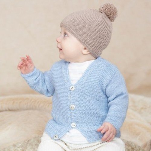 Sublime 689 The Fifth Baby 4 Ply Hand Knit Book -  ()