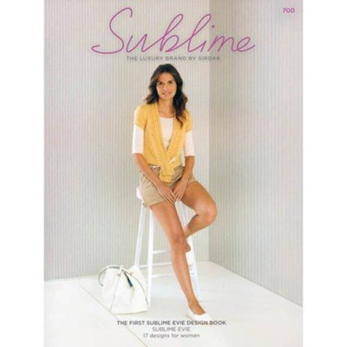 Sublime 700 The First Sublime Evie Design Book -  ()