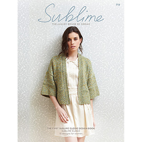 Sublime 719 The First Sublime Elodie Design Book -  ()