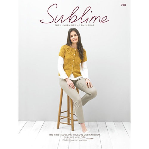 Sublime 720 The First Sublime Willow Design Book -  ()