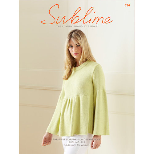 Sublime 726 The First Sublime Isla Design Book -  ()