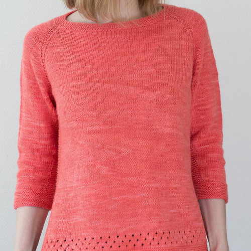 Suvi Simola Perforated Sweater PDF -  ()