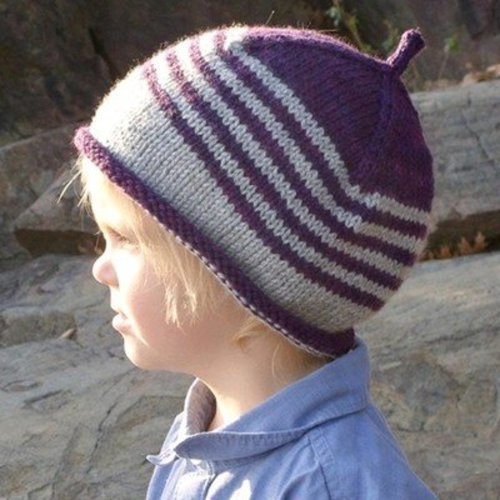 Swans Island Four Corners Hat PDF -  ()