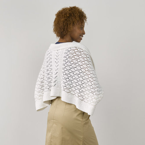 Tahki Yarns Breakers Shrug PDF -  ()