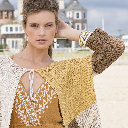 Tahki Yarns Cape May Jacket PDF -  ()