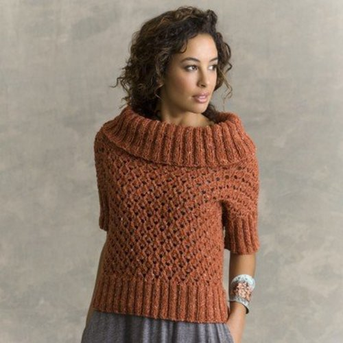 Tahki Yarns Chesterton Cowl-Top PDF -  ()