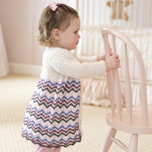 Tahki Yarns Chevron Swing Coat PDF -  ()
