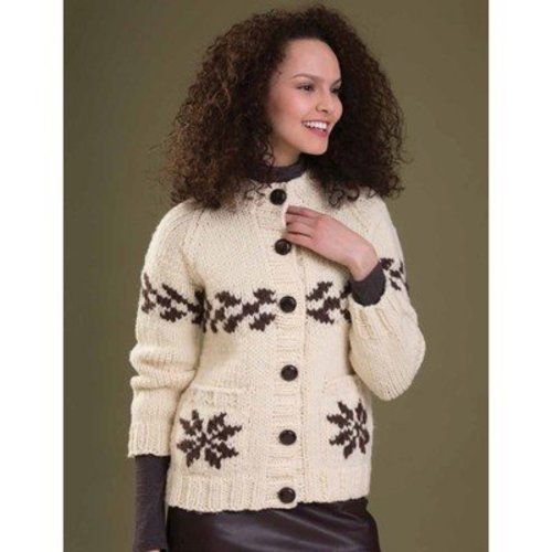 Tahki Yarns Courage Jacket PDF -  ()