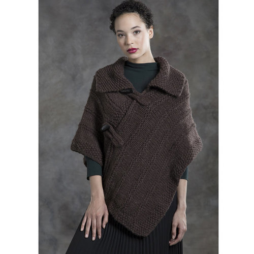 Tahki Yarns Currents Wrap PDF -  ()