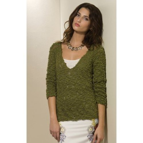 Tahki Yarns Destinations Pullover PDF -  ()