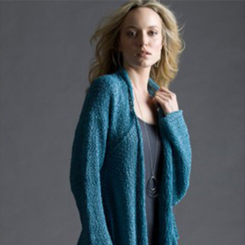 Tahki Yarns Friendship Modular Cardigan PDF -  ()