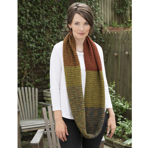 Tahki Yarns Grand Banks Colorblock Cowl -  ()