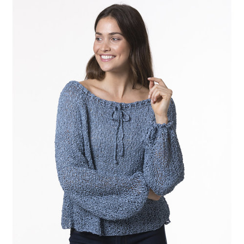 Tahki Yarns Haze Off-Shoulder Top PDF -  ()