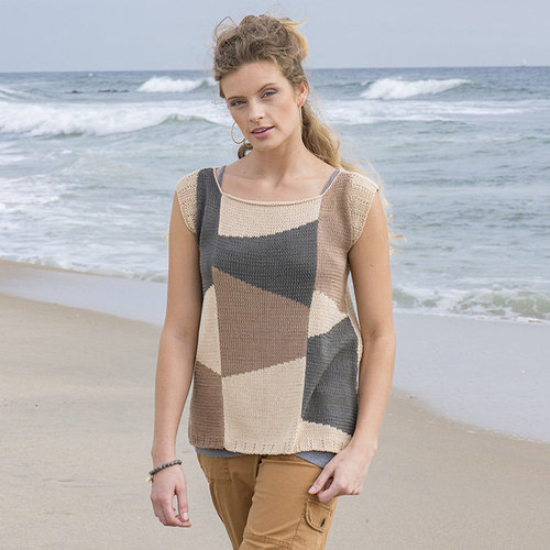 Tahki Yarns Ocean Grove Top PDF -  ()