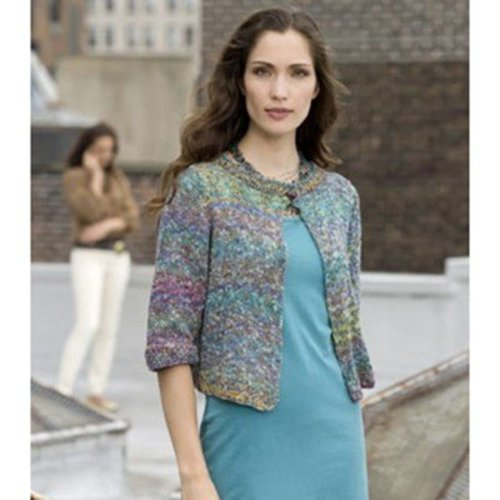 Tahki Yarns One Button Jacket (Free) -  ()