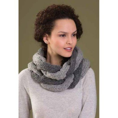 Tahki Yarns Peaceful Cowl PDF -  ()