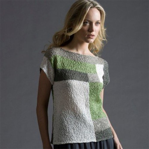 Tahki Yarns Postcards Tee PDF -  ()