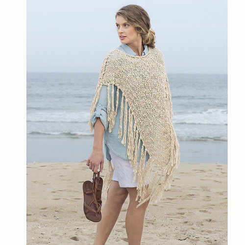 Tahki Yarns Sea Bright Poncho PDF -  ()