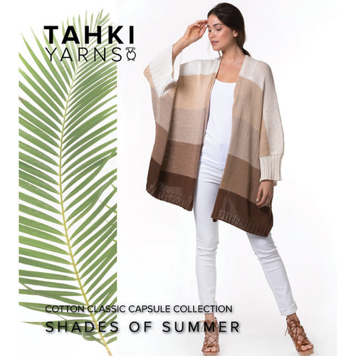 Tahki Yarns Spring/Summer 2018 (Cotton Classic Capsule Collection) - Download (EBOOK)