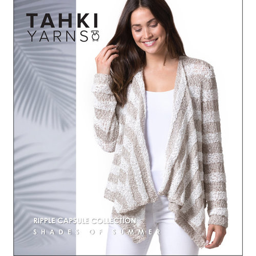 Tahki Yarns Spring/Summer 2018 (Ripple Capsule Collection) - Download (EBOOK)