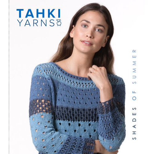 Tahki Yarns Spring/Summer 2018 (Shades of Summer) - Download (EBOOK)