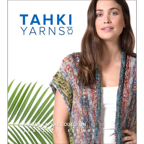 Tahki Yarns Spring/Summer 2018 (Tandem Capsule Collection) - Download (EBOOK)