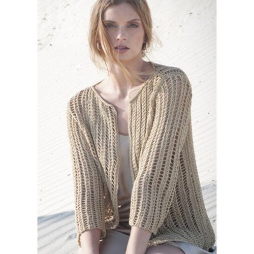 Tahki Yarns Wildwood Cardigan PDF -  ()