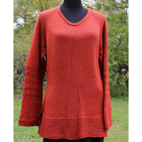 Tamara Moots Knit Night Sweater PDF -  ()