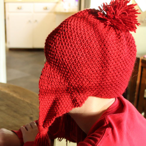 Tamara Moots Snow Day Hat PDF -  ()