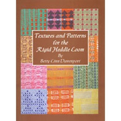 Textures & Patterns for the Rigid Heddle Loom -  ()
