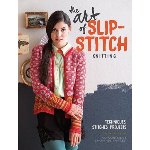 The Art of Slip Stitch Knitting -  ()