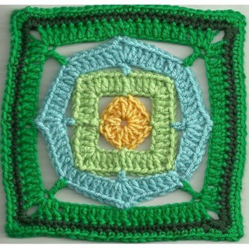 The Big Book of Granny Squares -  ()