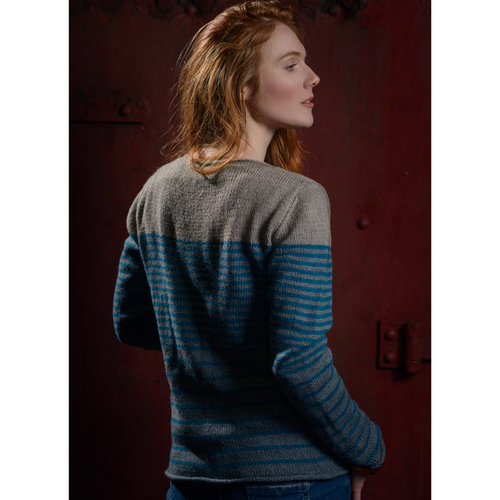 The Fibre Co. Breton Sweater PDF -  ()