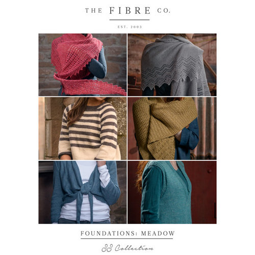 The Fibre Co. Foundations: Meadow Collection eBook -  ()
