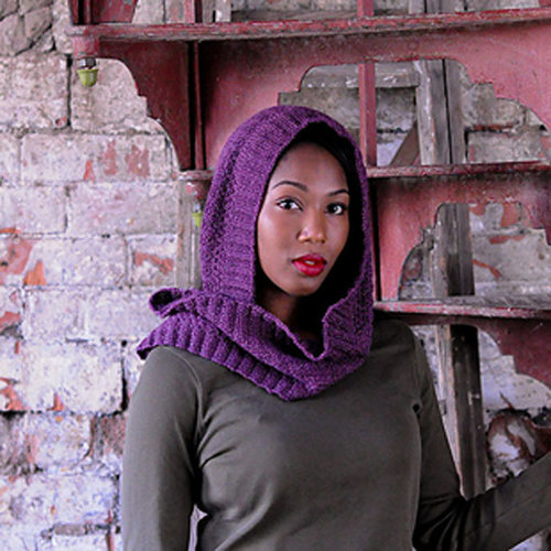The Fibre Co. Textured Cowl PDF -  ()