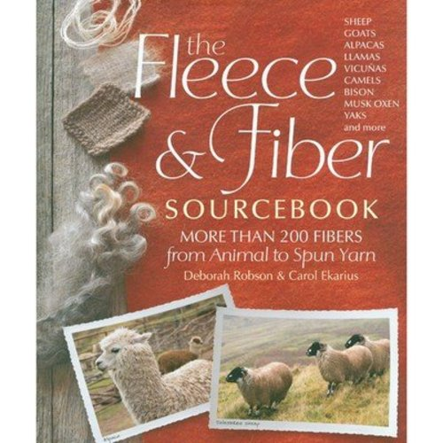 The Fleece & Fiber Sourcebook -  ()