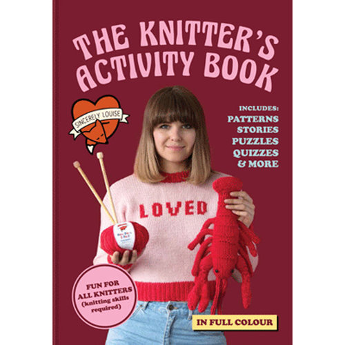 The Knitter's Activity Book -  ()