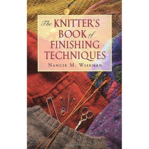 The Knitter's Book of Finishing Techniques (Softcover) -  ()