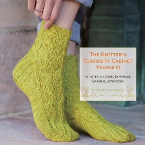 The Knitter's Curiosity Cabinet Vol.III eBook -  ()