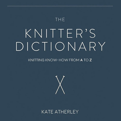 The Knitter's Dictionary -  ()