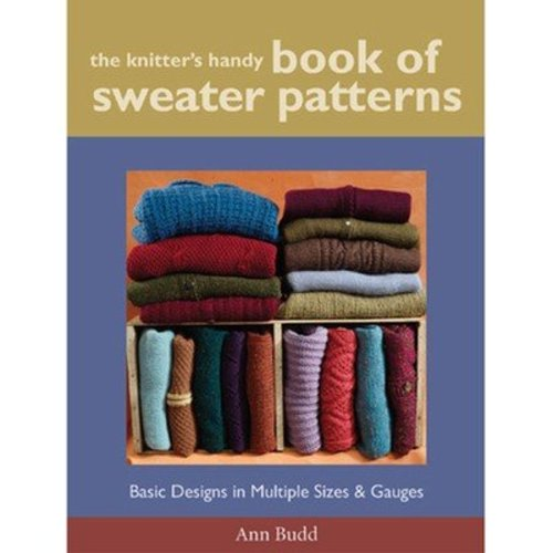 The Knitter's Handy Book of Sweater Patterns -  ()
