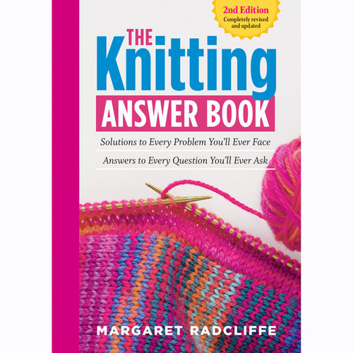 The Knitting Answer Book, 2nd Edition -  ()