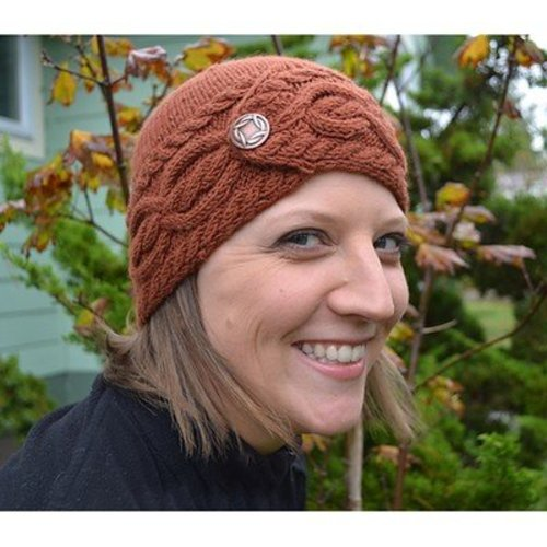 The Stitches of My Life Designs Erin's Hat PDF -  ()