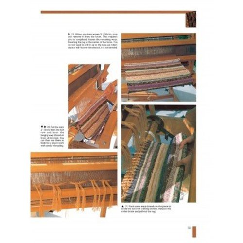 The Techniques and Art of Weaving -  ()