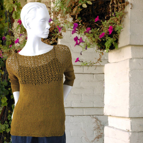 Therese Chynoweth Rosemont Pullover PDF -  ()