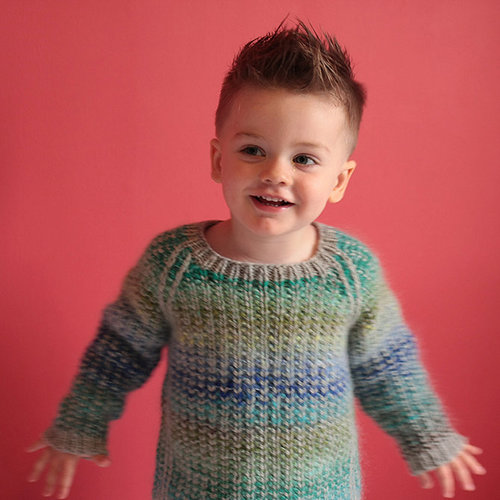 Tin Can Knits Bumble Sweater PDF -  ()