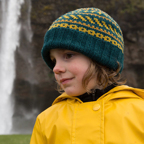 Tin Can Knits Cartography Hat PDF -  ()