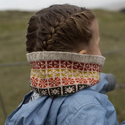 Tin Can Knits Compass Cowl PDF -  ()