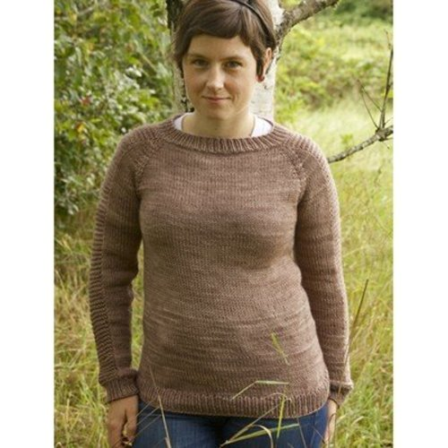Tin Can Knits Flax (Free) -  ()