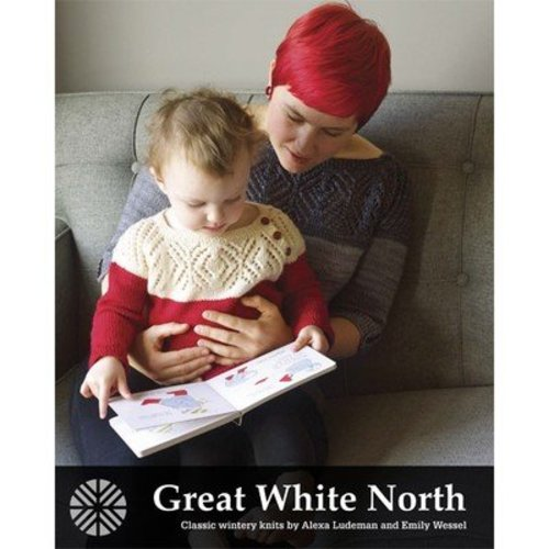 Tin Can Knits Great White North eBook -  ()